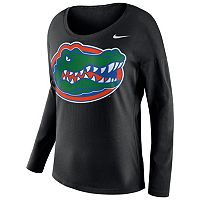 Women's Nike Florida Gators Tailgate Long-Sleeve Top