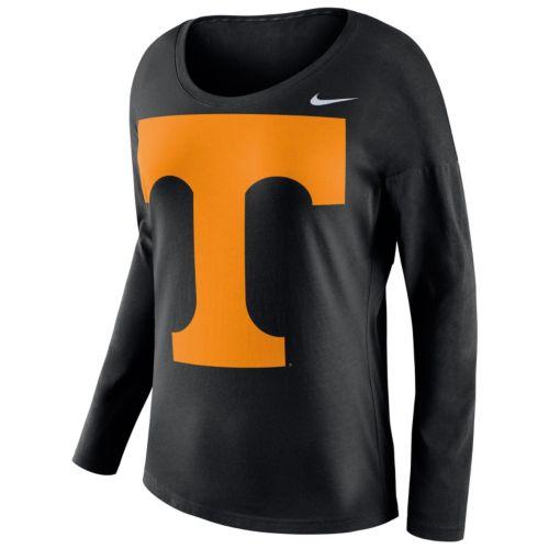 Women's Nike Tennessee Volunteers Tailgate Long-Sleeve Top