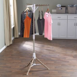Household Essentials Floor Standing Tripod Clothes Dryer