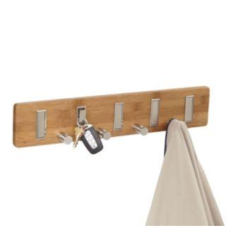 Household Essentials 9-Hook Wall Rack