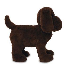 Puppy Playtime Bagel Hound Plush by Manhattan Toy