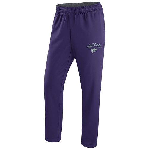 Men's Nike Kansas State Wildcats Circuit Therma-FIT Pants