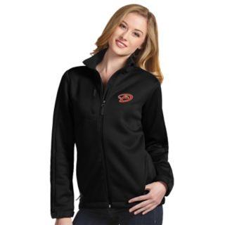 Women's Antigua Arizona Diamondbacks Traverse Jacket