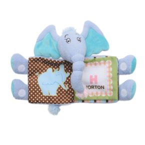 Dr. Seuss Horton Snuggle Book by Manhattan Toy