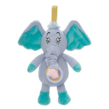Dr. Seuss Horton Pull Musical by Manhattan Toy & Teether