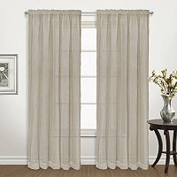 United Curtain Co. 2-pack Venice Curtains