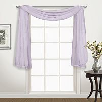 United Curtain Co. Venice Scarf