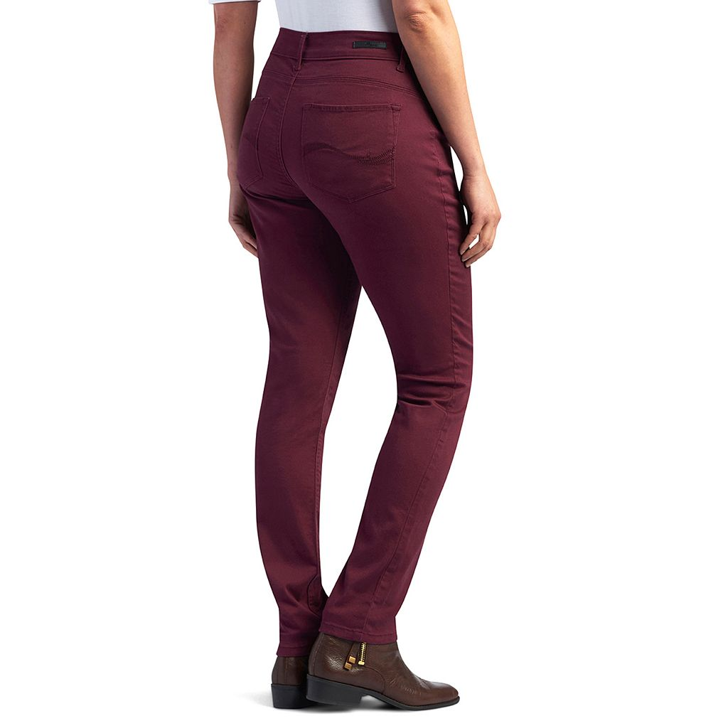 Petite Lee Frenchie Easy Fit Skinny Jeans