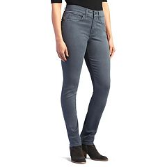 Womens Grey Skinny Jeans - Bottoms Clothing | Kohl&39s