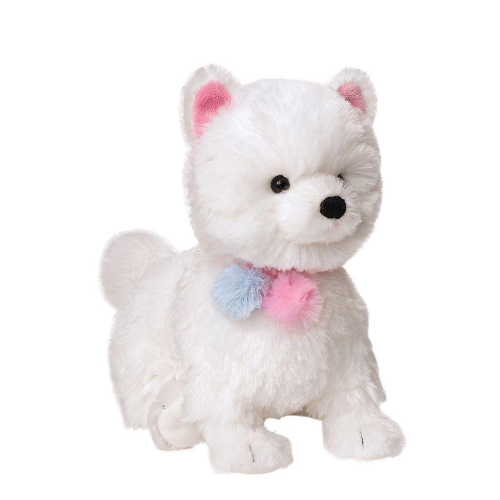 Puppy Playtime Maltipompom Plush by Manhattan Toy