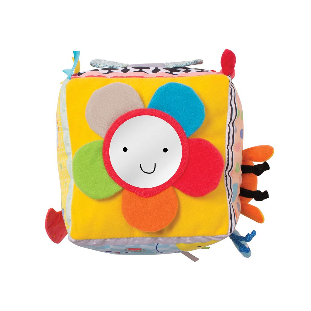 Manhattan Toy Little Explorer Activity Cube