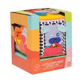 Manhattan Toy Little Explorer Activity Cube
