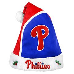 Adult Philadelphia Phillies Santa Hat