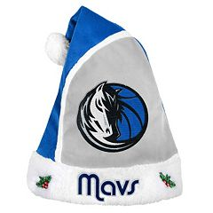 Adult Dallas Mavericks Santa Hat