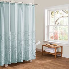 Lush Decor Esme Shower Curtain