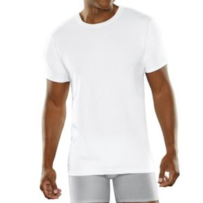 Men's Fruit of the Loom Signature 3-pack Breathable Crewneck Tees