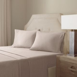 Madison Park Signature 2-pack Cotton Linen Blend Pillowcases