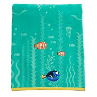 Disney / Pixar Finding Dory Dory, Nemo & Marlin Bath Towel by Jumping Beans®