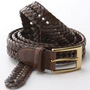 Dockers V-Weave Braided Belt