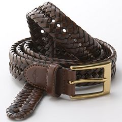 Dockers® V-Weave Braided Belt