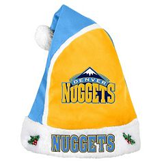 Adult Denver Nuggets Santa Hat
