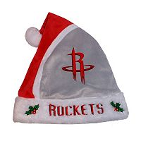 Adult Houston Rockets Santa Hat