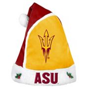 Adult Arizona State Sun Devils Santa Hat