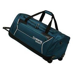 Chaps Traverse Rolling Duffel Bag