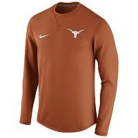 Men's Nike Texas Longhorns Modern Waffle Fleece Sweatshirt