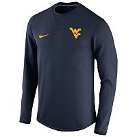 Men's Nike West Virginia Mountaineers Modern Waffle Fleece Sweatshirt
