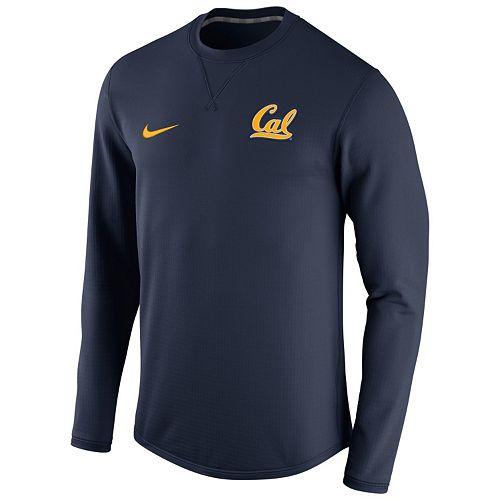 on sale 74509 c3f56 Men's Nike Cal Golden Bears Modern Waffle Fleece Sweatshirt