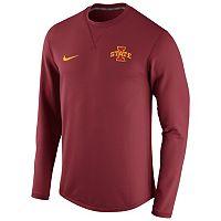 Men's Nike Iowa State Cyclones Modern Waffle Fleece Sweatshirt