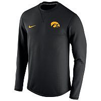 Men's Nike Iowa Hawkeyes Modern Waffle Fleece Sweatshirt