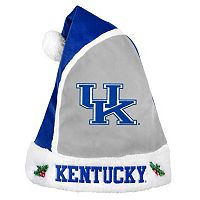 Adult Kentucky Wildcats Santa Hat