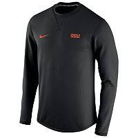 Men's Nike Oregon State Beavers Modern Waffle Fleece Sweatshirt
