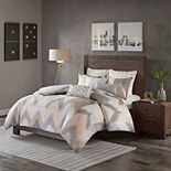 INK + IVY Alpine 3-piece Cotton Duvet Cover Set