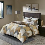 INK+IVY Alpine 3 pc Duvet Cover Set