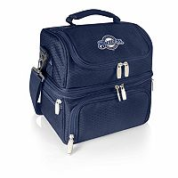 Picnic Time Milwaukee Brewers Pranzo 7 pc Insulated Cooler Lunch Tote Set