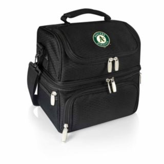 Picnic Time Oakland Athletics Pranzo 7-Piece Insulated Cooler Lunch Tote Set