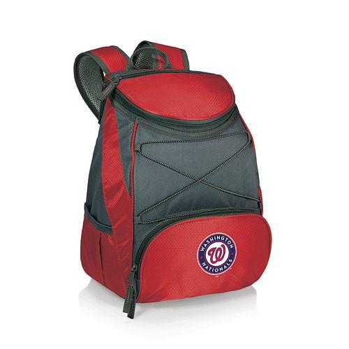 Picnic Time Washington Nationals PTX Backpack Cooler