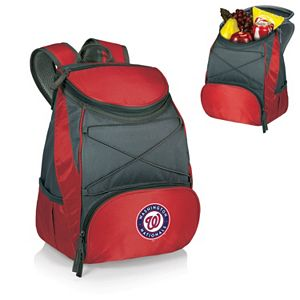 Picnic Time Washington Nationals PTX Backpack Cooler