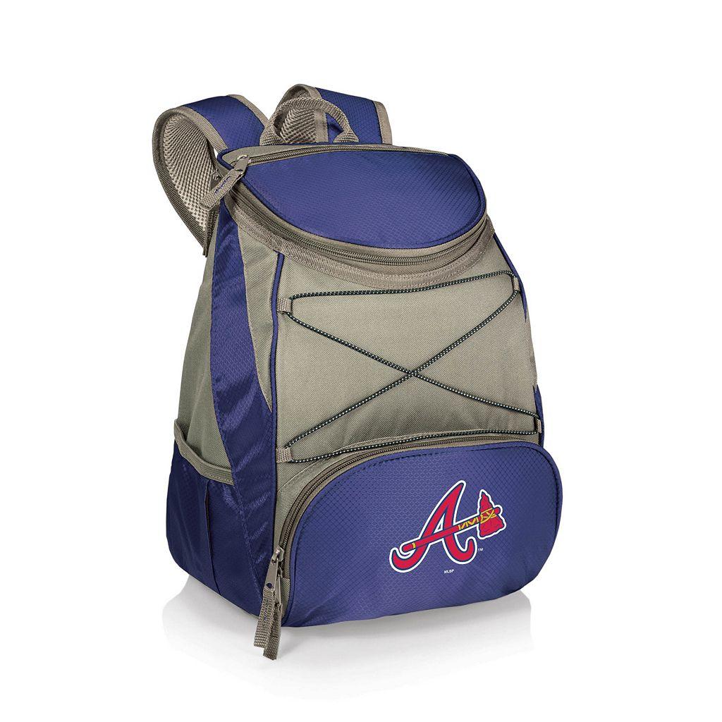 Picnic Time Atlanta Braves PTX Backpack Cooler