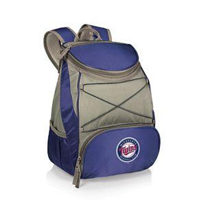 Picnic Time Minnesota Twins PTX Backpack Cooler