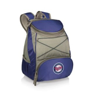Picnic Time Minnesota Twins PTX Backpack Cooler