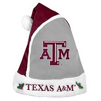 Adult Texas A&M Aggies Santa Hat
