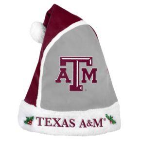 Adult Texas A&M Aggies Santa Hat