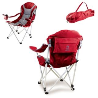 Picnic Time Los Angeles Angels of Anaheim Reclining Camp Chair