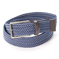 Men's Grand Slam Elastic Dress Golf Belt