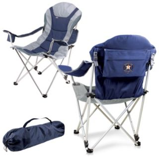 Picnic Time Houston Astros Reclining Camp Chair