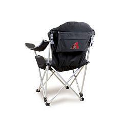 Picnic Time Arizona Diamondbacks Reclining Camp Chair